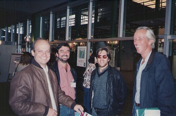 Décio Fonseca, Marcos Borges, Jano, Ulrichschiel