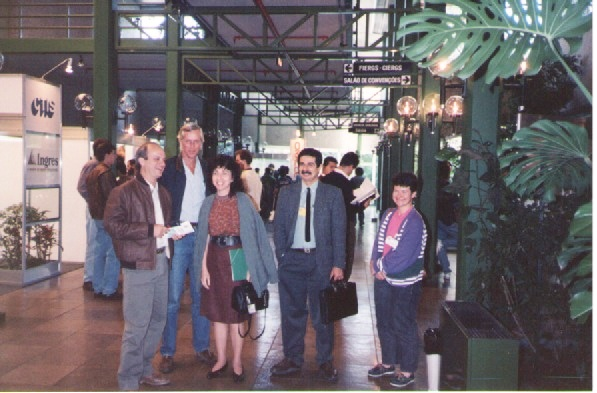 Décio Fonseca, Ulrichschiel, Sonia Sette, Valdeni, Itana