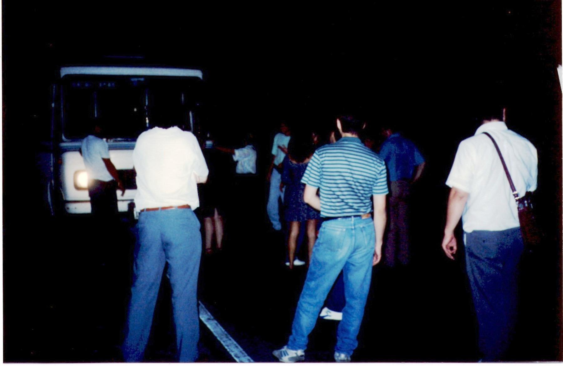Ônibus Estragado a Caminho de Campina Grande