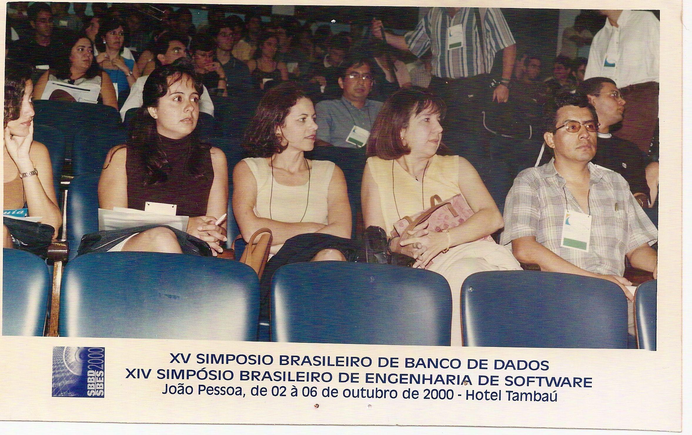 Fernanda Baião, Marta Mattoso, Maria Luiza